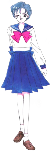 Ami Mizuno - Manga