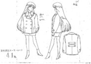 Rei Anime Design 17