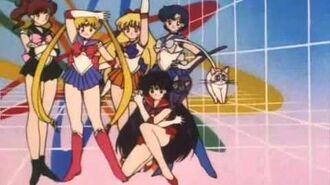 Moonlight Densetsu (Sailor Moon Opening FULL)
