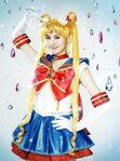 Satomi Okubo - Sailor Moon2