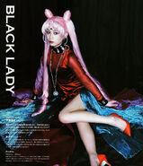 Yui Ito - Black Lady (Pamphlet)