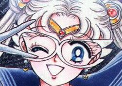 Sailor moon mask manga colour