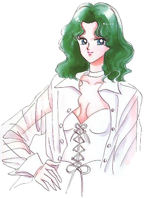 Michiru Kaiou Manga