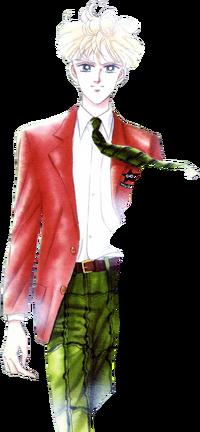 Haruka Tenou - Manga