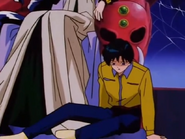 Cursed Mamoru