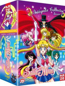 Sailor Moon French Box Set 2