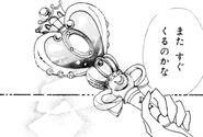 Spiral Heart Moon Rod (manga) 3