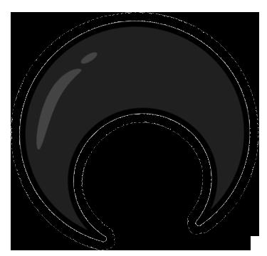 Resultado de imagem para black moon sailor moon