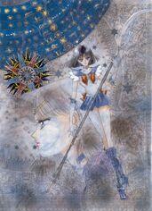 Hotaru Tomoe sau Sailor Saturn