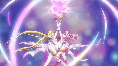 Bishoujo Senshi Sailor Moon Crystal Season III - Rainbow Double Moon Heartache