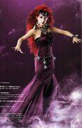 Midori Hatsukaze - Królowa Beryl