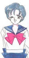 Ami Mizuno manga
