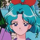 Rosto de Michiru (Anime)