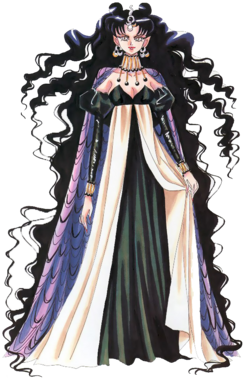 Królowa Nehellenia (MatCol)