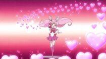 Pink Sugar Heart Attack - Crystal version