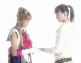 Sailor Moon i Makoto - act6
