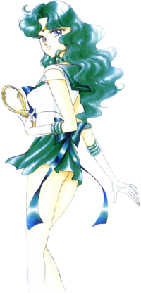 Michiru Kaiou Sailor Neptune Super Sailor Form - Manga