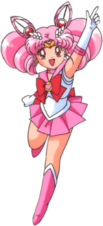 Chibiusa Tsukino Sailor Chibi Moon Sailor Form 2 - Anime