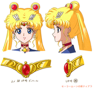 Nowa Tiara Sailor Moon