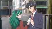 Sailor moon crystal act 28 michiru and mamoru (1)