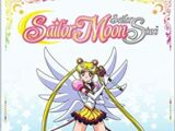 Sailor Moon Sailor Stars Part 1 (English DVD)