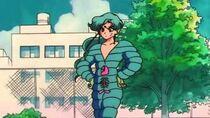 Double Sailor Moon Kick SuperS