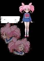Chibiusa Tsukino (Sailor Moon Crystal)