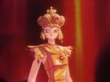 Princess Kakyuu Dies Out! Galaxia Descends