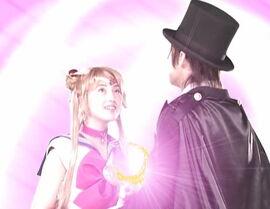Sailor Moon, Tuxedo Mask PGSM - act4