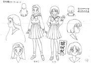 Yumiko i Kuri Anime Design