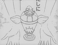 Święty Graal manga