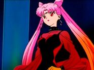 Black Lady anime