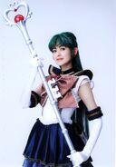 Mikako Ishii - Sailor Pluto (Amour)