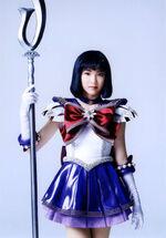 Karin Takahashi - Sailor Saturn2
