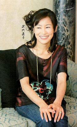 Naoko Takeuchi Now