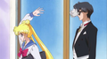 Usagi and mamoru crystal