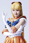 Shiori Sakata - Sailor Venus (voyage)