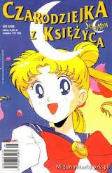 Sailor Moon in Poland