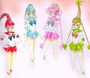 Sailor Quartetto