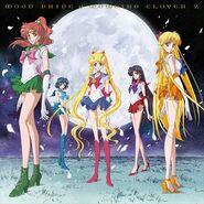 Moon Pride Cover (CD+Blu-ray)