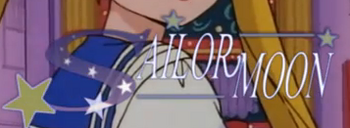 Sailor Moon French Logo