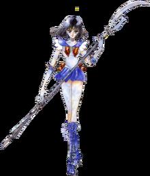 Hotaru Tomoe Sailor Saturn Sailor Form - Manga