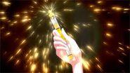 Minako tranforming pen