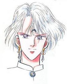 Principe Diamante manga