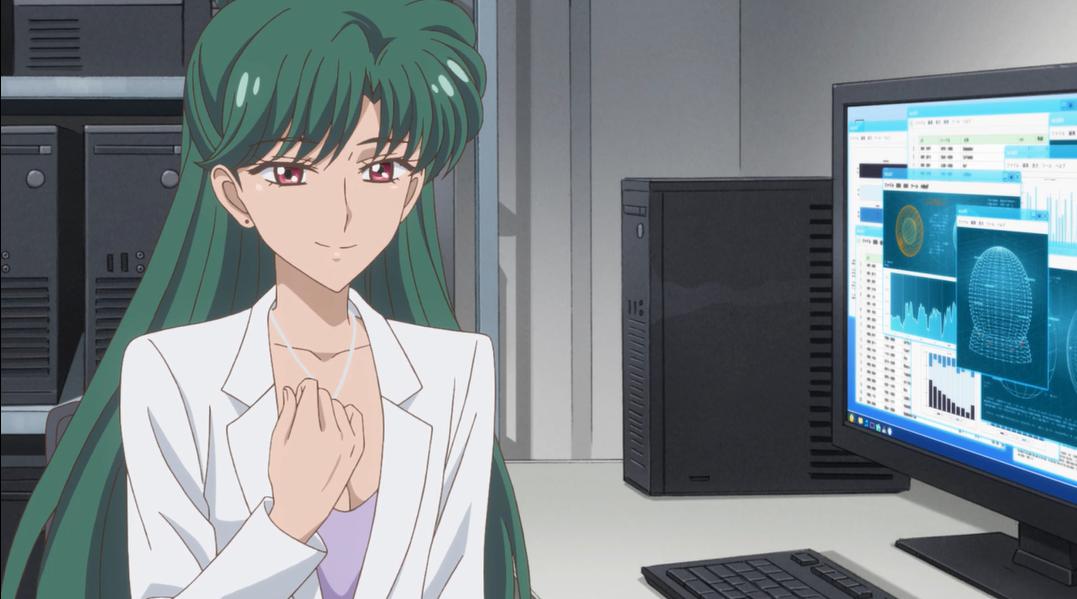 Setsuna Meiou / Sailor Pluto (Crystal) | Sailor Moon Wiki