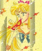 Minako Aino sau Sailor Venus