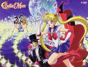Sailor Moon Italian DVD 2