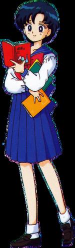 Ami Mizuno - Anime