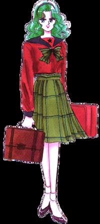 Michiru Kaiou - Manga