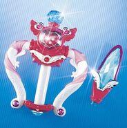 Princess Harp Bandai Toy